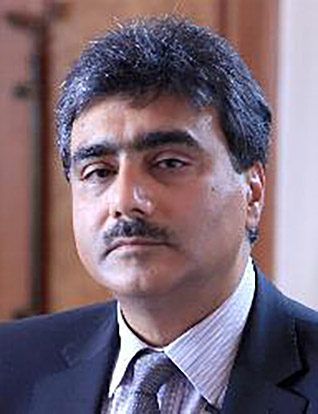 Collaboration Committee Chair<br><h3>Sudhir Vinayak</h3>