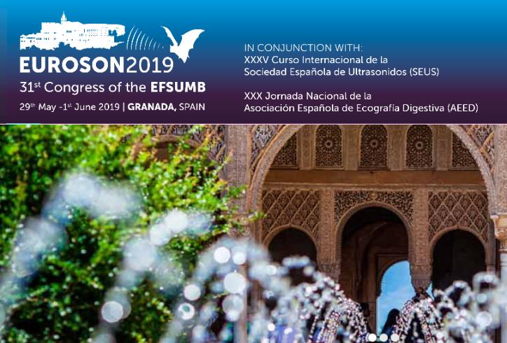 EUROSON 2019, Granada, Spain