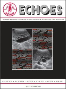Echoes Issue No. 5  [October 2004]