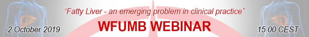 Presentations from WFUMB Webinar: Fatty Liver - an emerging problem in clinical practice - 02-10-2019