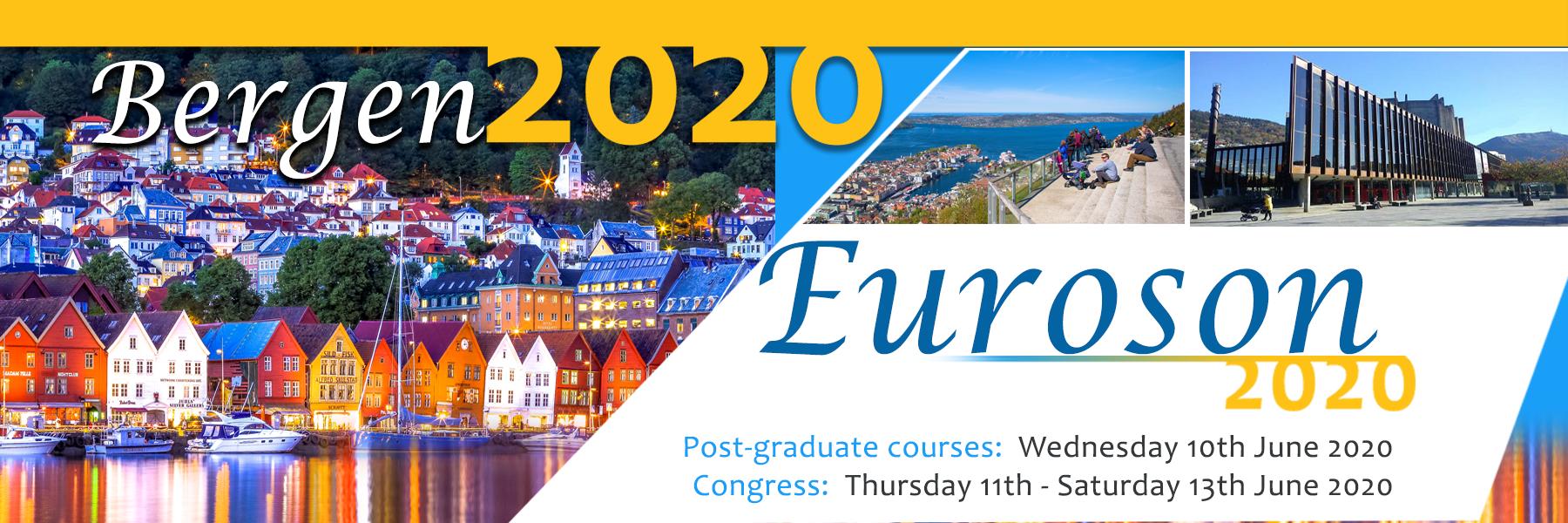 EUROSON 2020, Bergen