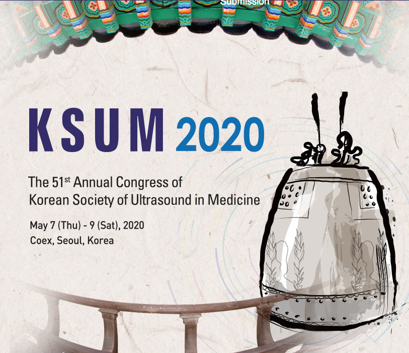 The 51st Annual Congress of Korean Society of Ultrasound in Medicine (KSUM 2020)