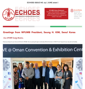 Echoes Issue No. 23 [JUNE 2020]