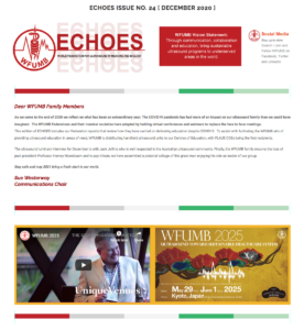 Echoes Issue No. 24 [DECEMBER 2020]