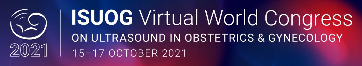2021 ISUOG Virtual World Congress
